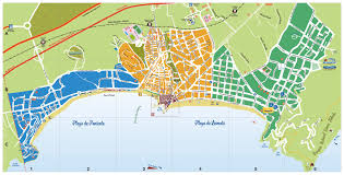 Alicante Spain Map by Large Benidorm Maps For Free Download And Print High Resolution