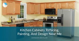 refacing cabinets near me kitchen cabinets refacing painting design near me free quotes 2018