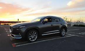 mazda cx 9 2016 mazda cx 9 signature road test review by ben lewis