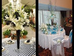 tall wedding centerpieces walter knoll weddings