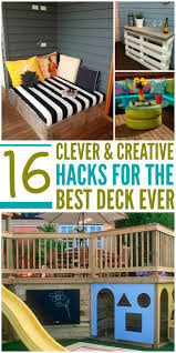 15 deck ideas for an amazing outdoor space