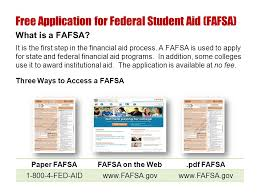 the financial aid process paying for college u201cmaking college