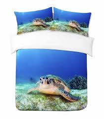 Sea Turtle Bed Sheets Turtle Bedding Sets Sea Turtle Duvet Covers