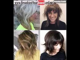 Medium Length Shag Hairstyles by Shoulder Length Shag Haircuts