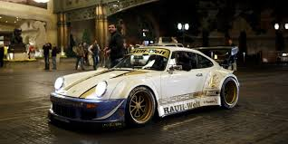 porsche bisimoto watch the need for speed sema porsche 911 come to life ar12gaming