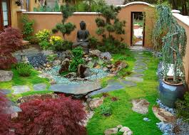 Garden Decor With Stones 10 Ways To Create Your Own Meditation Room Freshome Com