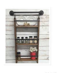 Kitchen Rack Designs by 16 Practical Handmade Spice Rack Ideas That Will Help You Organize
