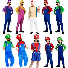 Baby Mario Halloween Costume Cheap Baby Halloween Costumes Adults Aliexpress