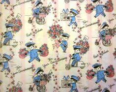 cowboy wrapping paper vintage cowboy wrapping paper wrap it up baby