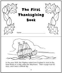 printable thanksgiving pages from books for preschool happy