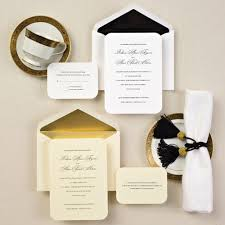 Wedding Invitations With Rsvp Cards Included Simple Elegance Wedding Invitation Classic Wedding Invitations