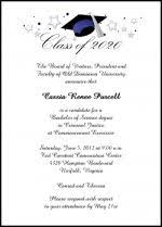 67 best college graduation announcements invitations images on