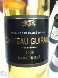 sauternes magic château guiraud bordeaux tasting notes