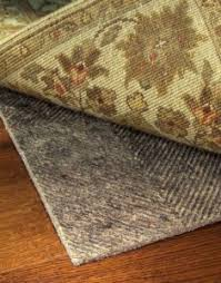 what u0027s the best rug pad for a silk rug rug pad corner