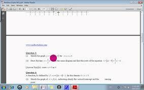 sketching modulus graphs youtube
