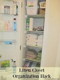 linen closet organization hack jpg