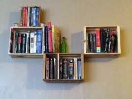 wall mounted bookshelves diy u2014 optimizing home decor ideas crazy