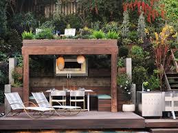 Backyard Fireplace Ideas Small Outdoor Fireplace Ideas Hgtv