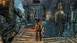 Tomb Raider Guardian Of Light Tomb Of The Unworthy Optional Tombs Mountain Village Tomb