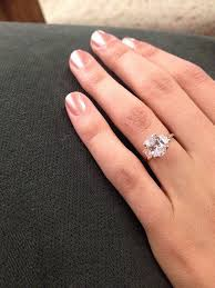 3 engagement ring best 25 3 engagement rings ideas on three