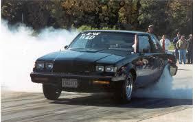 Buick Grand National Car 1987 Buick Grand National 3 8 Sfi Turbo V6 1 4 Mile Trap Speeds 0