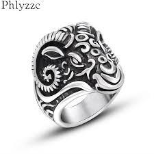 aliexpress buy stylish vintage sheep zodiac ring cool