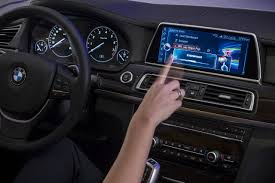 bmw dashboard at night futuristic cars you can drive today barron u0027s