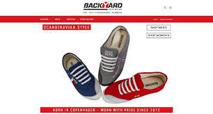 backyard footwear u2013 launching a classic danish sneaker in america