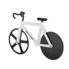 Cycling Home Decor by Amazon Com Bicycle Pizza Cutter Tour De Pizza Dual Stainless
