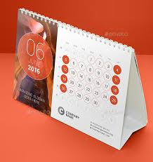 desk calendar template u2013 30 free psd ai indesign eps formats