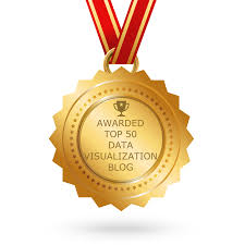 top 50 data visualization blogs u0026 websites data visualisation blog learn how to add badge on your blog