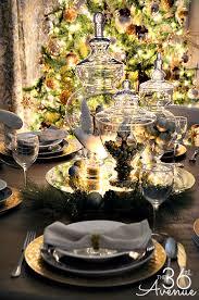 christmas table christmas table escape the 36th avenue