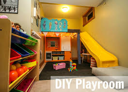 turn a small space into a fun organized playroom with these