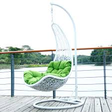 patio ideas outdoor patio swing chair stand set furniturewooden