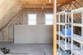 Shop Plans With Loft by Building Our Online Shop The Loft Wood Grain Cottage Of Including