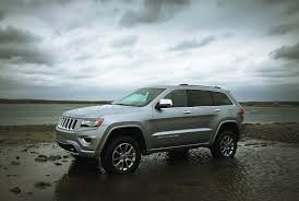 jeep grand cherokee all terrain tires 2015 jeep grand cherokee ecodiesel overland 4 4 review an suv