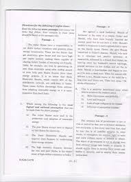 question paper upsc civil services preliminary exam u2013 2015