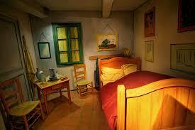 la chambre de gogh arles mapio