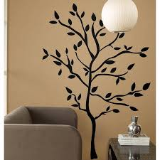 tree branches peel and stick wall decals walmart
