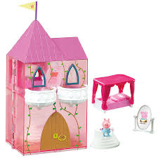 amazon peppa pig enchanting tower playset