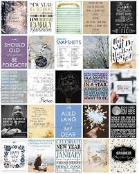printable stencils quotes january monthly quotes printable sticker sheet january life