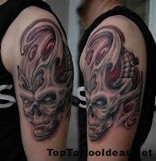 mechanical wing tattoo design top tattoo ideas