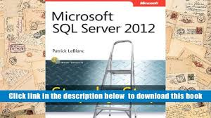 audiobook microsoft sql server 2012 step by step step by step