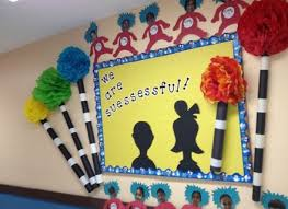 Dr Seuss Decorations Dr Suess On Pinterest Dr Seuss Truffula Trees And Toddler Doctor