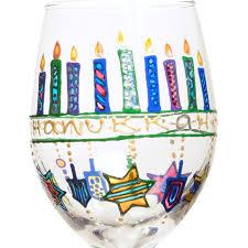 glass dreidel hanukkah dreidel wine glass custom wine glasses design