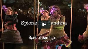 halloween spirit videos spiorad na samhna u2014 origins of halloween on vimeo