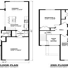 modern 2 house plans modern two house plans 2 floor house two storey simple 2
