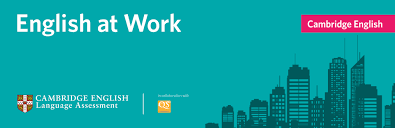 english language skills in the workplace cambridge english