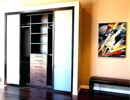Decorative Sliding Closet Doors Sliding Door Closet Organization Sliding Door Ideas Sliding Door