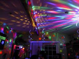 rotating led strobe bulb mino ant multi color crystal stage light